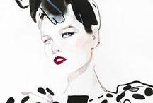 Missy fashion faces / by Ms. RAD