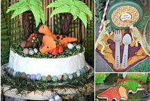 Dino party / by Kara Meeks