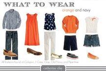 what to wear / by Lyndsay Stradtner