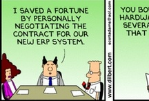 Dilbert / by Sage ERP Solutions