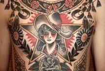 Tattoo / by Adam Flanagan