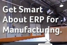 Sage ERP TV: ERP for Manufacturing / by Sage