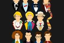Dr. Who / by Bianca Pinto