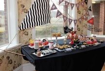 KIDS PIRATE PARTY / by Styleitchic.blogspot.com