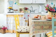 KITCHENS / by Styleitchic.blogspot.com