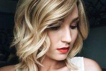     BEAUTY     / Hair & Makeup inspiration / by Erica Luttmann