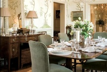 Gracious Living / Interiors that inspire. / by Christina Spillars