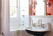 Bathrooms / by Jennefer Wilson
