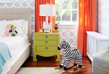 Baby / Kid Rooms / by Jennefer Wilson