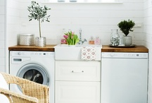 laundry room / by Jennefer Wilson