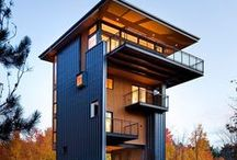 Architecture - Homes / Architecture - Homes / by David Hansen