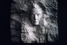 Esculturas Omar Estela / www.omarestela.com / by Tatu Estela