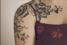 INKspiration / Tattoos that I enjoy. / by Shelaina Reid