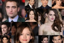 Twilight saga -cast and more / cast and more / by Shelly H