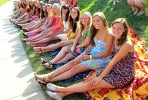 Greek Life / Which sorority will you be in? / by Brooke Wellington