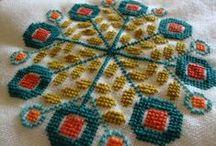 Cross Stitch/Needlework / by Trixie Kinniard