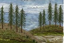 Cross Stitch/Needlework: Woodland theme / by Trixie Kinniard