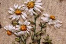 Cross Stitch/Needlework: Flowers / by Trixie Kinniard