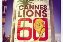 Cannes Lions 2013 / Everything Lion-related. Plus pictures from the 60th International Festival of Creativity at the Palais des Festivals in Cannes, France. Were you there? / by Lürzer's Archive