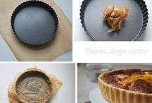 Basicos de cocina / by Rocio Romo