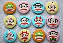 Paul Frank Party Ideas / by Paul Frank The Official Page