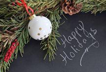 Holidays / by Sheila Kelly