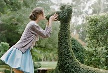Topiaries and Gardens / by Stephanie Gravell Williams