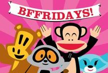 Paul Frank Fridays / by Paul Frank The Official Page