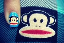#RockinPF Nail Club / by Paul Frank The Official Page