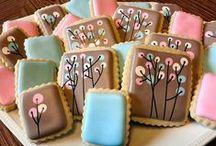 Cookie Decorating Ideas / by Brenda Dean