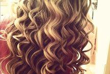 Hair / by Christine Greiman Budach