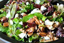 salads / by Lynn Hall