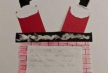 Christmas/North pole unit / by Christine Greiman Budach