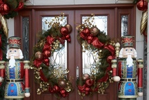 Christmas/crafts/ideas/decor  / by Lucy Garcia-Trevino