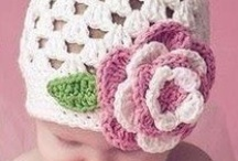 Free Crochet Hats, Scarves and Mitt Patterns / by Kim Anderson