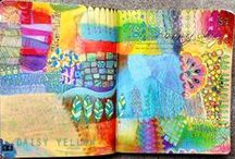 Art Journals--Inspiration 6 / by Lisa Anderson