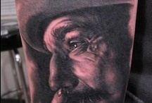 Bob Tyrrell / Some of the nicest ink from from tattoo artist Bob Tyrrell. / by Tattoos