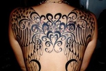 Wings / by Tattoos