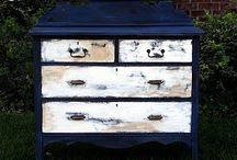 Chalk Paint Creations & Inspirations / by Becky Woodruff