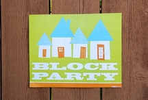 Hello Neighbor! / Ideas for neighborhood get togethers. / by Monica Shirk