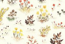 Illustrated: Flowers & Plants / by Sarah Carles