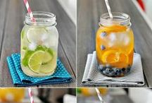 Recipes: Drinks Without Alcohol  / by Sarah Carles