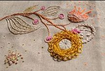Embroidery  / by Sarah Carles