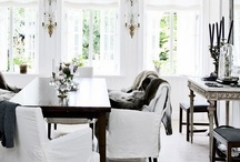 Dining Room Inspiration / by Rachel W. Miller