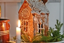Gingerbread Houses, and CHRISTmas / by Jerri Ann