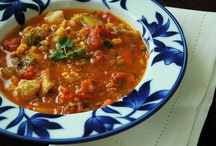 Soups & Stews / by Lannon Foley