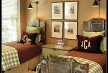 Joseph & Jackson's Room / by Shelley White