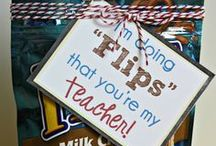 Teacher Gifts / by Shelley White