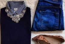 Clothes Glorious Clothes / by Caroline Fultz-Carver