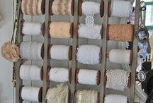 craft room / by Patty Schuman